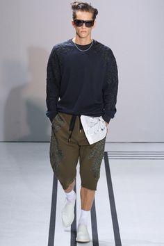 3.1 Phillip Lim S/S 2013-14 in Paris Fashion Week