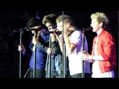 One Direction - Change My Mind at the O2, 23/02/2013