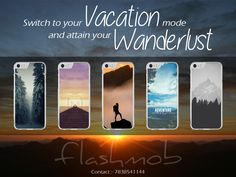 Take a break this summer with Flashmob printed covers.  Available for more than 40 models. GRAB NOW !! For orders contact : 7838541144