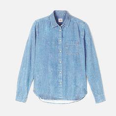 Lacoste Live denim shirt £65