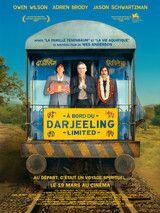 Affiche À bord du Darjeeling Limited - Bande annonce
