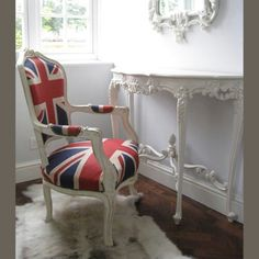 Flag Chair