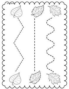 Pre K Activities, Preschool Learning Activities, Preschool Printables, Preschool Lessons, Autumn Activities, Preschool Worksheets, Fall Preschool, Preschool Classroom, Toddler Preschool