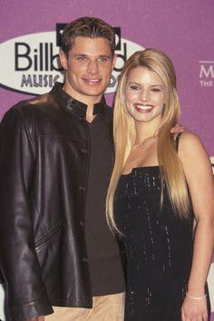Nick Lachey & Jessica Simpson
