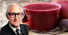 Rudolf Brojs uit Oostenrijk wijdde zijn hele leven aan het vinden van de beste natuurlijke behandeling voor kanker. Zijn volledig natuurlijke sap heeft bijgedragen aan meer dan 45.000 mensen kanker…