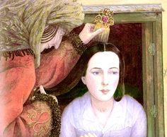Snow White by Angela Barrett, 1991