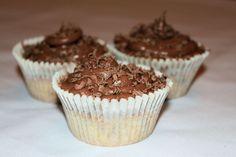 Chocolate Mousse Cupcake