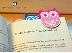 5. Bookmarks - 10 Awesome Owl Craft Projects … |Lifestyle