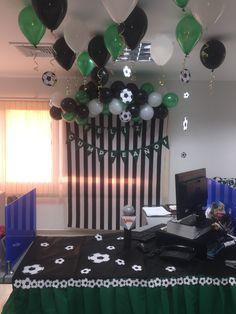 Soccer birhtday Patty theme