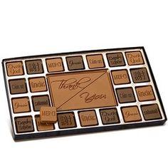 Thank You 45-Piece Chocolate Assortment