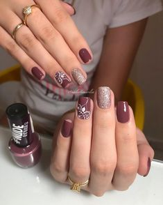 Sexy Nail Art, Sexy Nails, Stylish Nails, Trendy Nails, Short Nail Designs, Nail Art Designs, Cute Toe Nails, Lace Nails, Beautiful Nail Designs