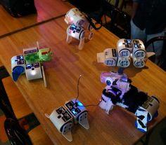 Linkbot – DIY Robot!