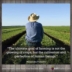 We love this quote! #quotes #farming #farmers