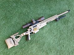 Accuracy International AXMC Sniper Rifles in 308.