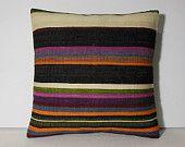 striped pillow striped pillow cover striped pillow case stripe throw pillow…