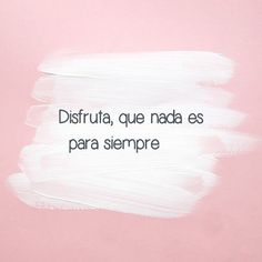 Words Quotes, Me Quotes, Positive Phrases, Postive Quotes, Inspirational Phrases, Positive Mind, Body Positive, Pretty Quotes, Spanish Quotes