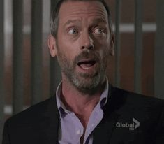 Reaction GIF: sad, please, Hugh Laurie, House