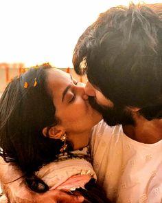 First Pic: Shahid Kapoor, Mira Rajput's Son Zain Kapoor Says Hello To The World Bollywood Couples, Bollywood Stars, Bollywood Celebrities, Bollywood News, Shahid Kapoor, Sonam Kapoor, Deepika Padukone, Misha Kapoor, Kissing Facts