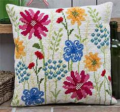 Essence Tapestry Cushion Kit By Twilleys of Stamford