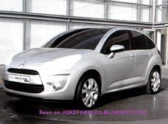 OG   Citroën C3   Prototype