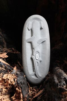 He Punga onewa ( Anchor stone ) Based on the journey of the Te Arawa Waka Anchor, Journey, Carving, Base, Stone, Maori, Rock, Wood Carvings, The Journey
