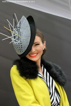 Fashion on the Australian Racecourse