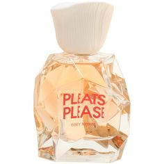 Issey Miyake Pleats Please Ladies by Issey Miyake Eau De Toilette... ($25) ❤ liked on Polyvore featuring beauty products, fragrance, no color, floral fragrances, issey miyake, issey miyake fragrance and issey miyake perfume