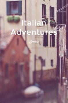 Italian Adventures Venice Venice. One of the most enchanting cities in the world. Even torrential rain, cold and flooding couldn't detract from the magic of this bewitching destination. Stacks of old weathered books found in a back alley A flooded St Marks