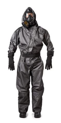 ERS -  EXTENDED RESPONSE SUIT (For warm zone threats)   Shared by LION