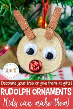 How to Make Melted Crayon Ornaments for Christmas
