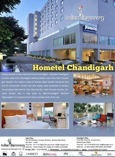 Hotel hometel chandigarh