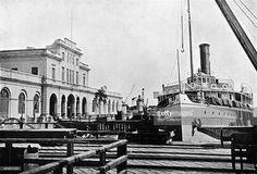 Puerto de asuncion 1930