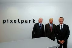 Pixelpark Group Photography, Tech Companies, Company Logo, Group Pictures