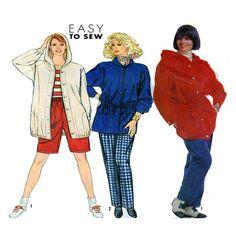 Simplicity 7015 Women Sportswear Sewing Pattern Plus Size