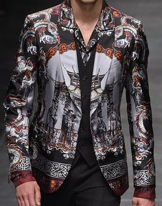 patternprints journal: PRINTS, PATTERNS, TEXTURES AND TEXTILE SURFACES FROM MENSWEAR S/S 2016 COLLECTIONS / MILANO CATWALKS 2
