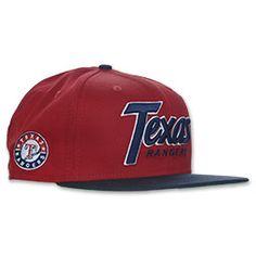 New Era MLB Retro Texas Rangers Snapback Hat a51156de6