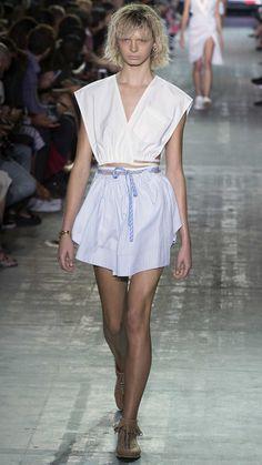 Kylie Vonnahme tại New York Fashion Week