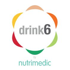 LOGO DRINK6 by Nutrimedic