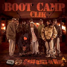 "Boot Camp Clik - ""Casualties of War"""