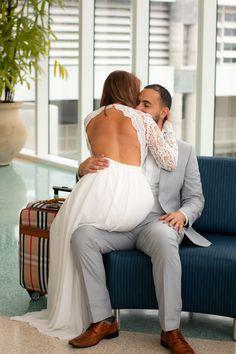 Wedding portraits at Orlando Airport- IG: 📸 Orlando Airport, Wedding Portraits, Wedding Photography, Photoshoot, Couple Photos, Couples, Fashion, Wedding Shot, Photo Shoot
