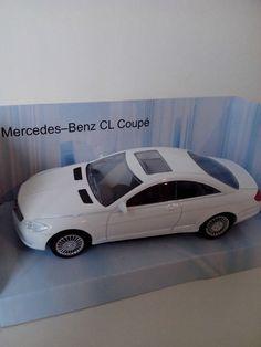 (v16) voiture miniature 1/43 Mercedes-Benz CL coupé Mondo Motors