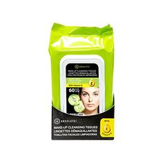 Make up Cleansing Tissues 60CT CUCUMBER * See this great product.