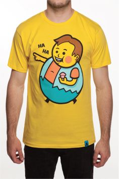 Johnny Cupcakes x The Simpsons  Annoncée il y a bientôt un mois, la collection « Johnny Cupcakes and The Simpsons » est enfin disponible ! Et il s'agit sans doute de l'une des plus grosses collaborations jamais réalisées par le label de Boston… Tout d'abord parce qu'il est très rare que la franchise soit exploitée par une autre entité que la Fox...  http://www.grafitee.fr/tee-shirt/johnny-cupcakes-the-simpsons/  #lifestyle #fashion #Simpsons #Tshirts #USA #JohnnyCupcakes