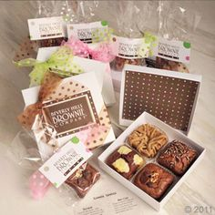 Brownie Gift Array