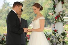 Bones wedding! this made me extremely happy!