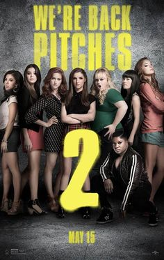 It's almost time! Pitch Perfect 2 is coming to theaters on May 15, and the promotional posters featuring Anna Kendrick AKA Beca Mitchell in a #boss pose have already started a frenzy.