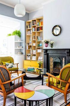 10 ambientes modernos e coloridos | DECORAÇÃO E IDEIAS - design, mobiliário, casa e jardim