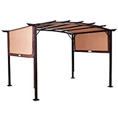 Living Accents Garden Shade Pergola Gazebos And Canopies