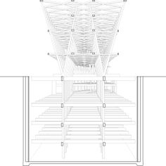Christian Kerez . Natural History Museum . Basel (4) Outdoor Chairs, Outdoor Furniture, Outdoor Decor, Steel Detail, Natural History, Architecture Design, Christian, History Museum, Thesis