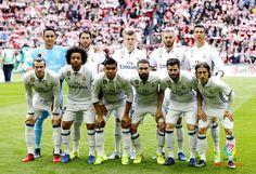 Equipos de fútbol: REAL MADRID contra Athletic Club de Bilbao 18/03/2017